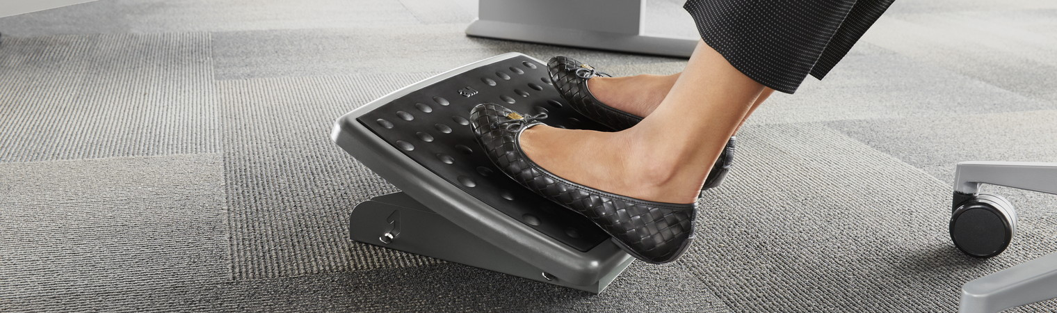 3M Compact Footrest