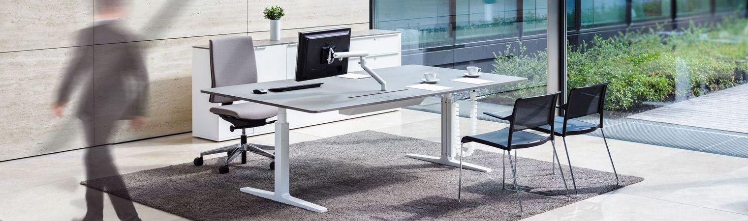 Elegant workspaces