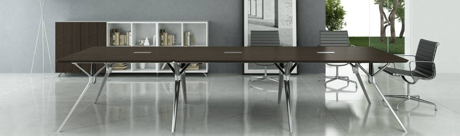 ErgoSpaces Tables and Desking Systems