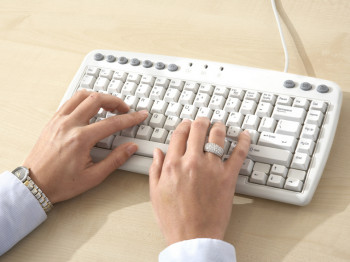 q-board ergonomic keyboard