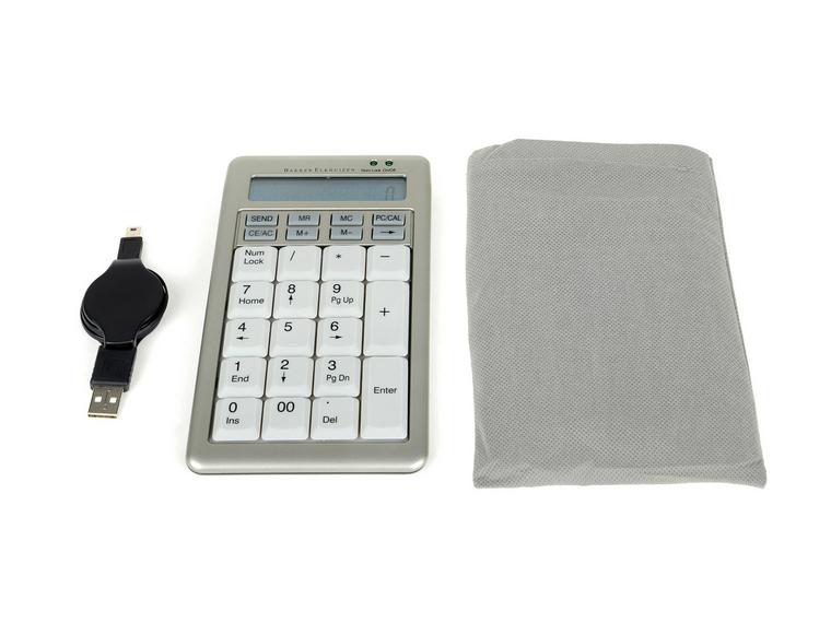 S-Board Numeric Keypad