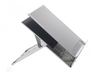 ergo q2 notebook stand, ergo q2 laptop stand, laptop stand, notebook stand, ergonomic laptop stand, adjustable laptop stand, bakker elkhuizen laptop stand, bakker elkhuizen notebook stand