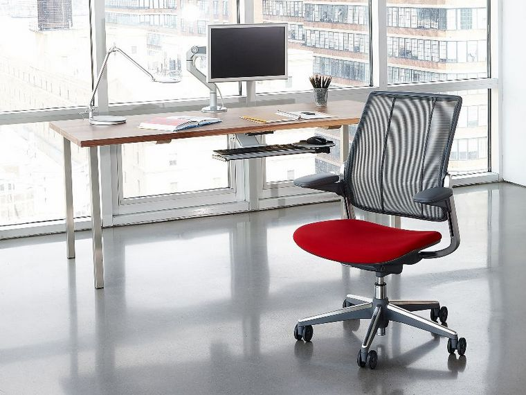 Smart Ergonomic Task Chair