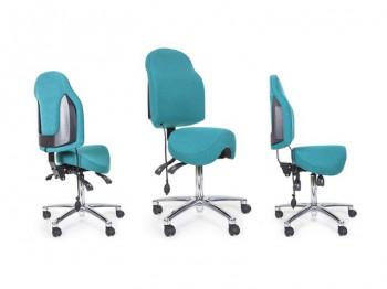 Flexi Perch Saddle Drafting Chair