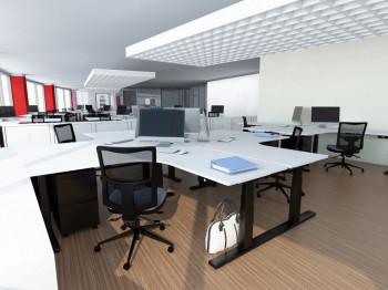 360 Smart Corner Desk