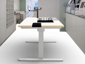 Selectric Straight Sit to Stand Height Adjustable Ergonomic Desk Melbourne
