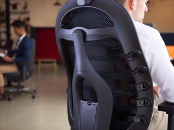cpod, cpod mesh, mesh office chair, executive office chair, ergonomic office chair, office chair with headrest